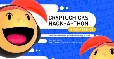 CryptoChicks Announce Female-Focussed Blockchain Hackathon and Conference