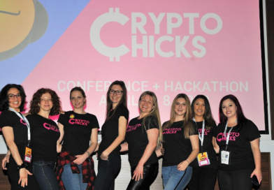 CryptoChicks celebrates the success of their inaugural female-focussed blockchain conference and hackathon