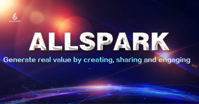 AllSpark—A New Blockchain Ecology for Content Creators, Advertisers and Social Media Users—Releases Whitepaper