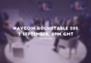 NavCoin Roundtable will be held this Monday 2 September at 8PM GMT