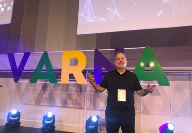 Blockchain Consulting Company Blockchain Army Founder President Erol USER calls for S.O.S. in Innowave Summit Varna 2019