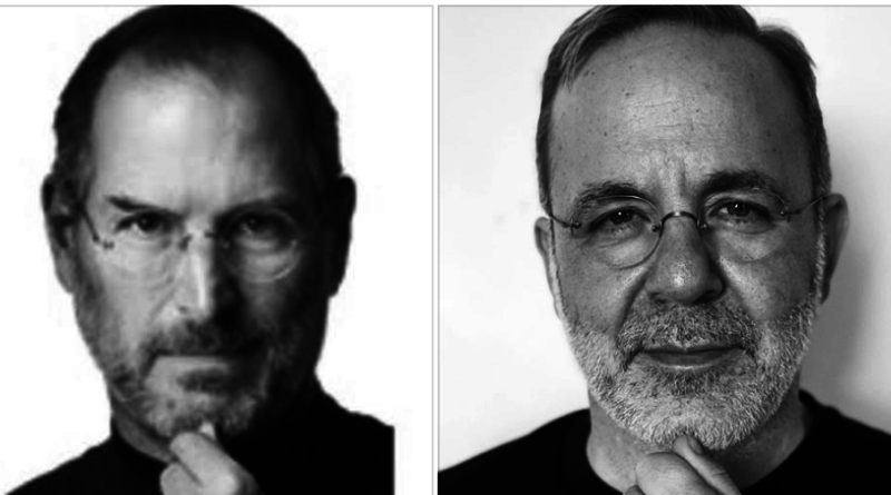 BLOCKCHAINARMY FOUNDER PRESIDENT EROL USER WALKS THE SAME PATH OF APPLE GURU LATE STEVE JOBS WITH GREAT PASSION AND ENERGY