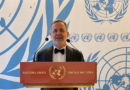 BLOCKCHAINARMY FOUNDER PRESIDENT SAID THE WORD AT UN GENEVA