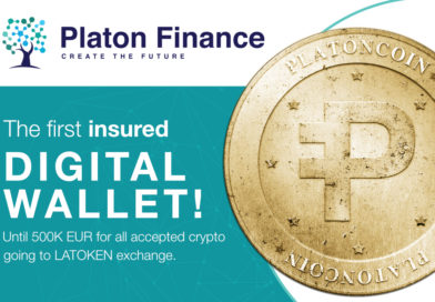 Platon Coin: The first INSURED cryptocurrency going to LAToken exchange
