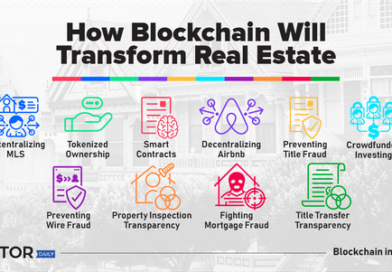 Can Blockchain Empower Local Real Estate Developers?